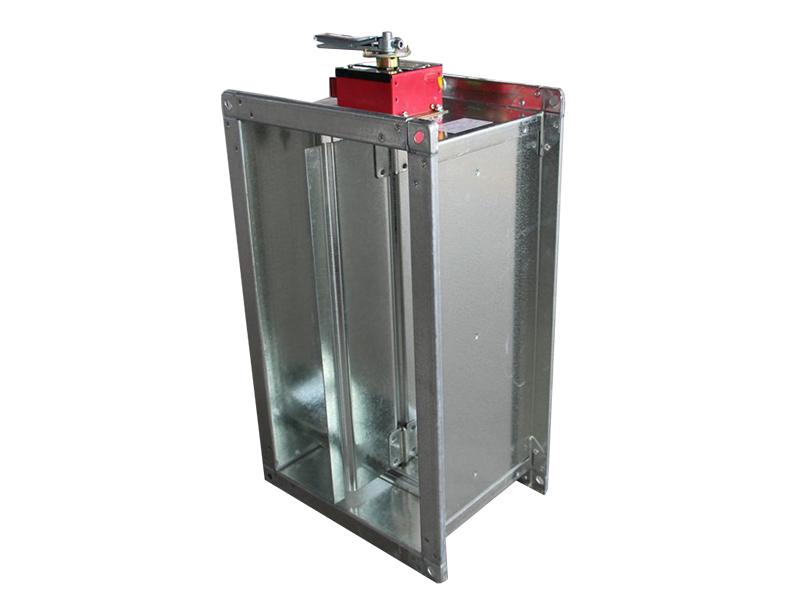 排烟防火阀厂家:防排烟系统中的三种阀