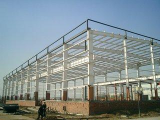 漯河钢结构施工