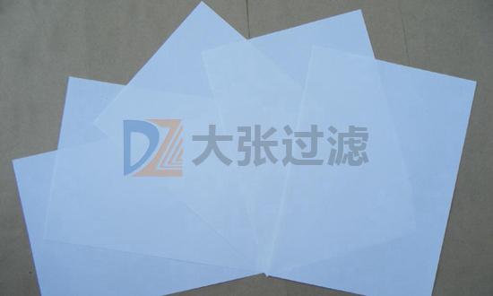 滤膜、滤纸、纸板