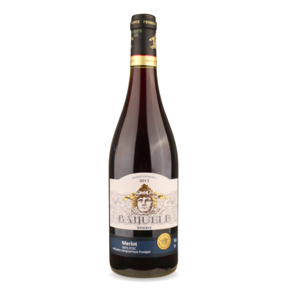 法国百爵乐珍藏干红葡萄酒2017