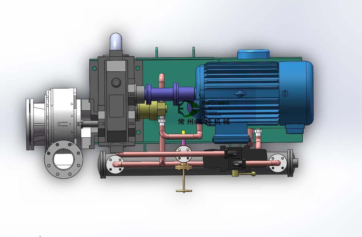 蒸汽压缩机浓缩