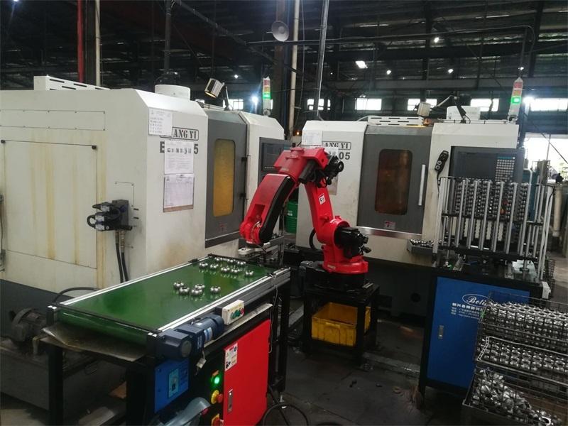 焊接机器人有什么特点?