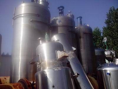 二手发酵罐减少泡沫的技巧
