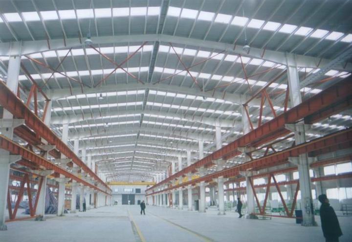 商丘钢结构厂房