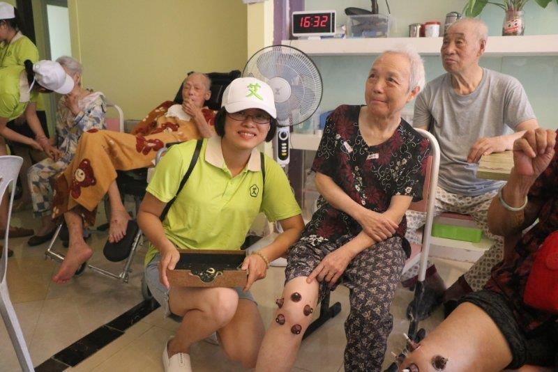 哪里有优良的养老院服务项目,护理养老院