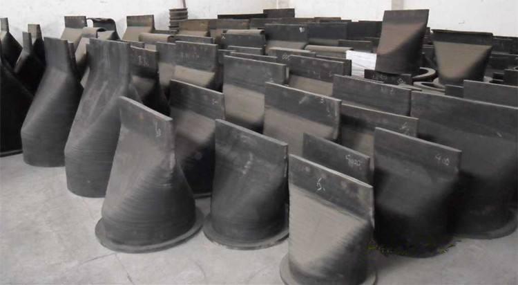 橡胶排污止回阀的特点和安装形式、四种型号介绍