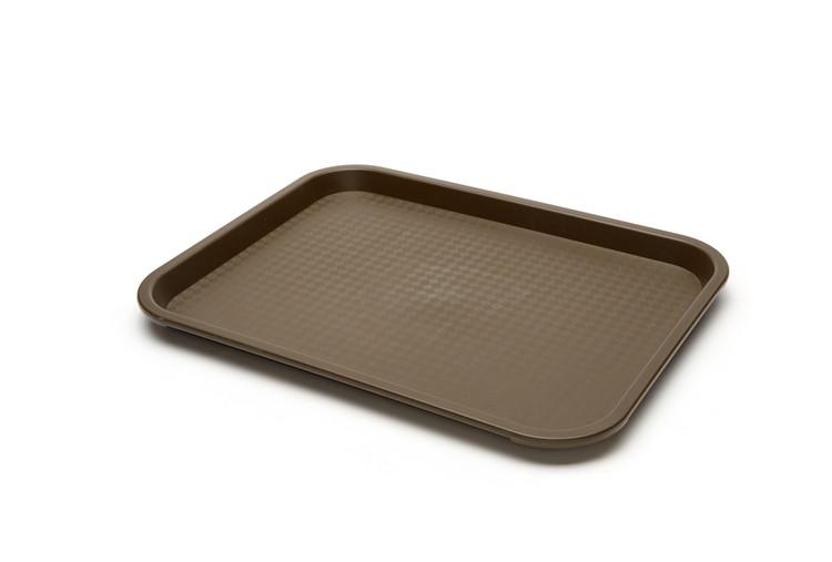 悦风顺金属制品厂供应划算的小号托盘yuefs002棕色_专业塑料托盘生产厂家