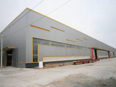 安阳钢结构厂房