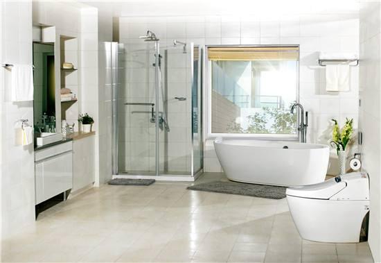 淋浴房安装注意事项及卫浴五金保养方法
