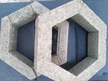 洛阳护坡砖六边形