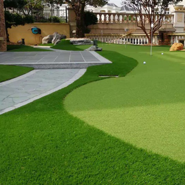 花园高尔夫塑胶草