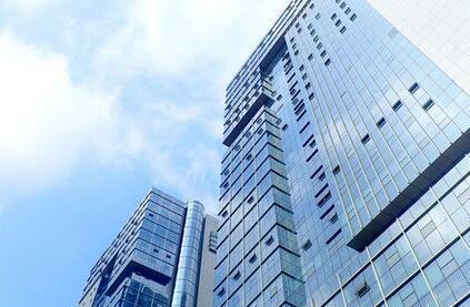 改造加固实例:广东某某银行办公楼天面绿塔修复改造项目