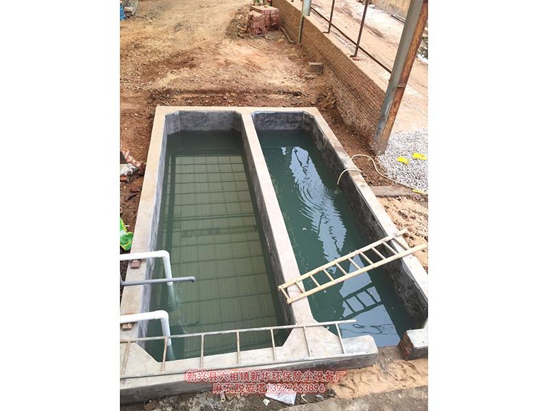 水膜除尘器|广东报价合理的麻石脱硫塔哪里有供应
