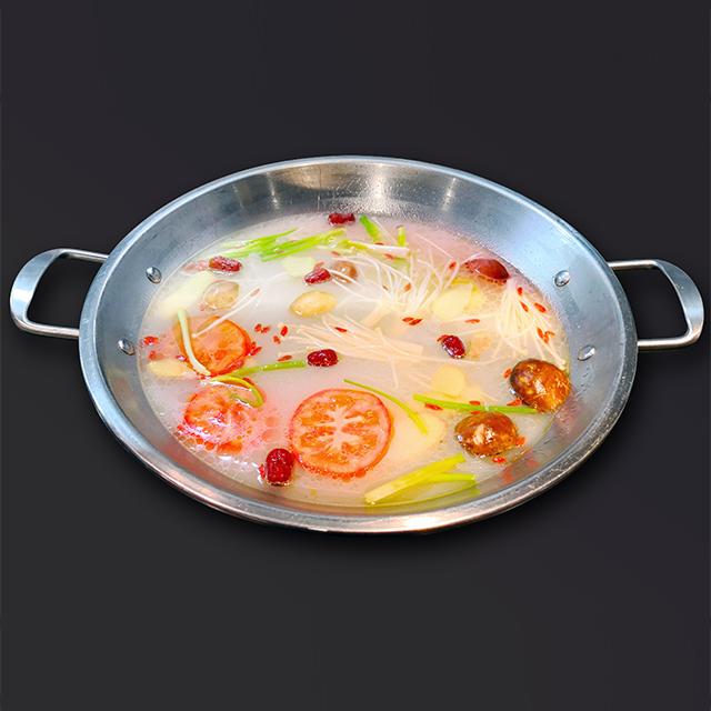 重庆鲜货火锅-番茄+骨汤