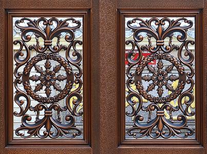 提供质量好的铜门生产|顺德铜门厂