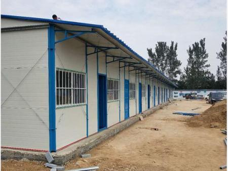 郑州彩钢板安装的结构设计规范要求