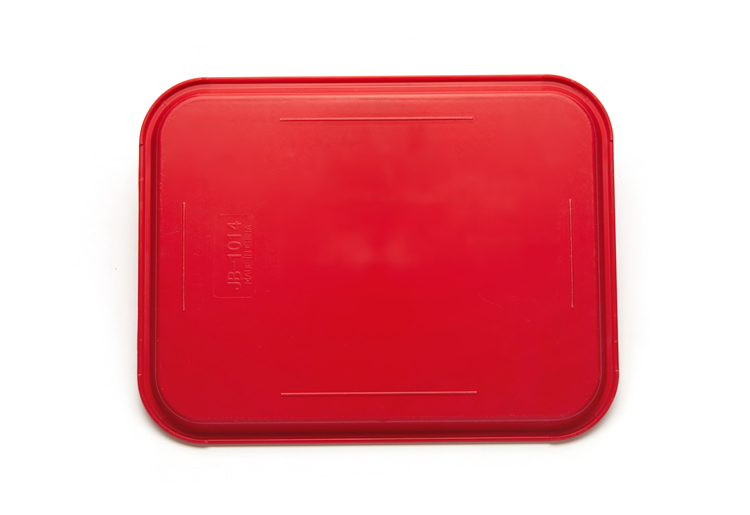 怎么挑选优良小号托盘yuefs005红色 塑料托盘供应厂家