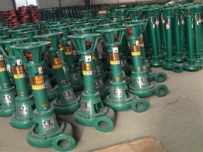 NL100-16合金密封立式泥浆泵