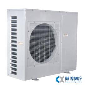 一体型压缩冷凝机组辅助设备有哪些
