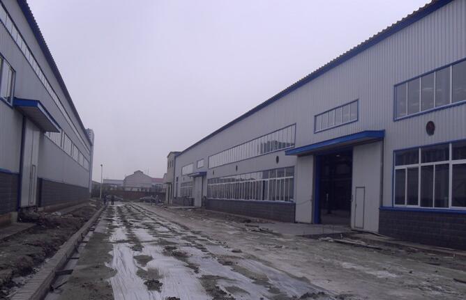 网架彩板房多少钱一平米-郑州网架彩板房