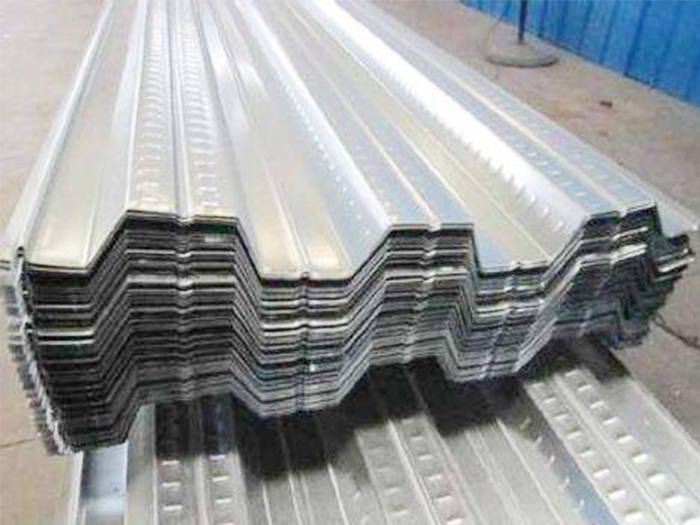 YX76-344-688型镀锌压型楼承板