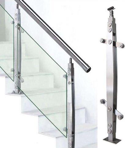 铝艺楼梯立柱的简单介绍和楼梯扶手说明