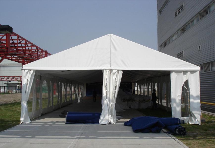 大型会展篷房租赁