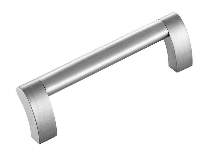 新得利弧形不锈钢拉手提供商,现代橱柜拉手