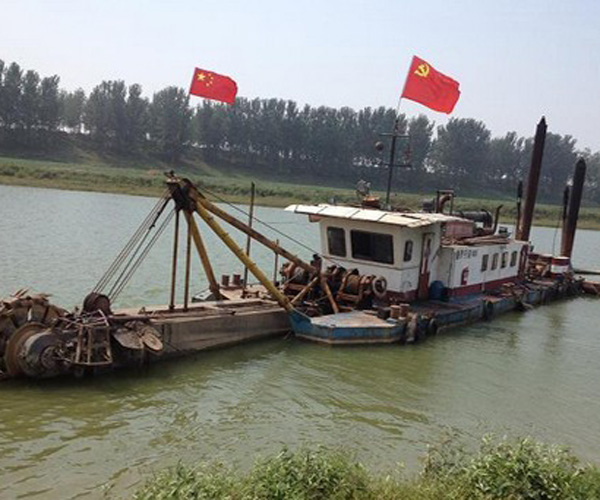 哪里能买到价位合理的河道清淤船-广东河道清淤船厂家