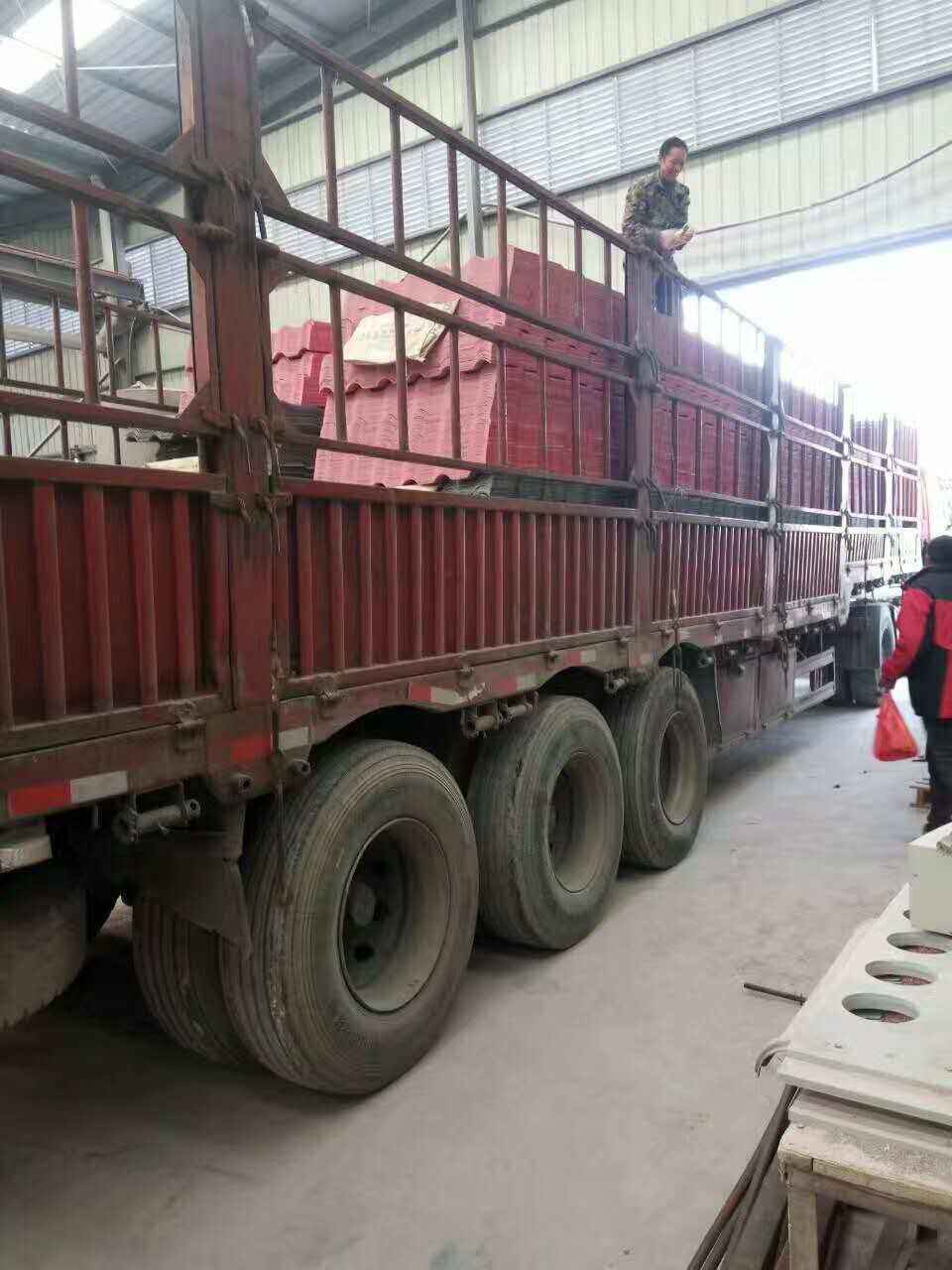 郑州合成树脂瓦