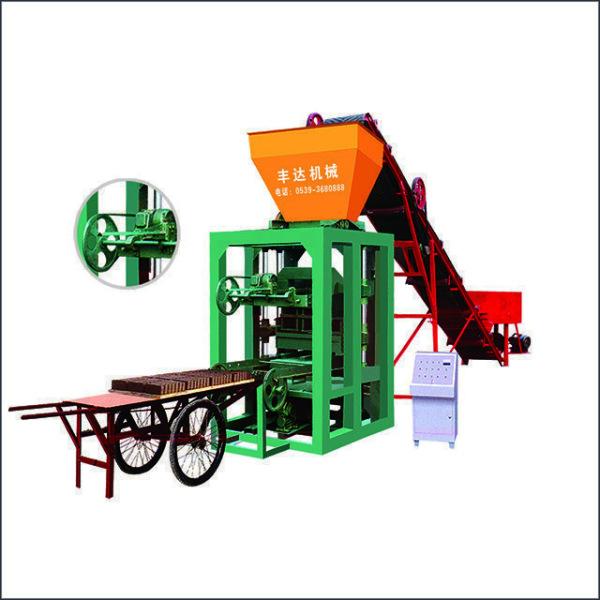 武汉水泥砖机