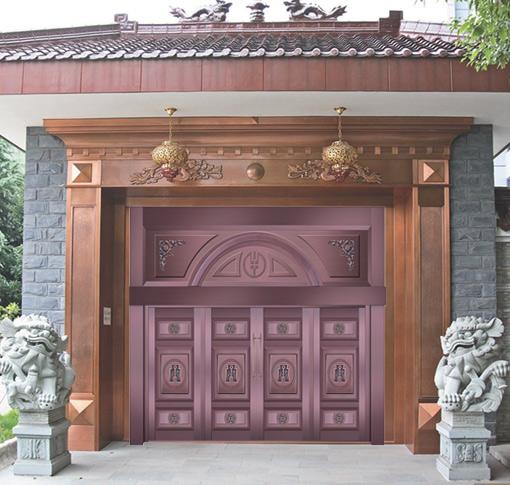 质量好的铜门出售-供销铜门厂