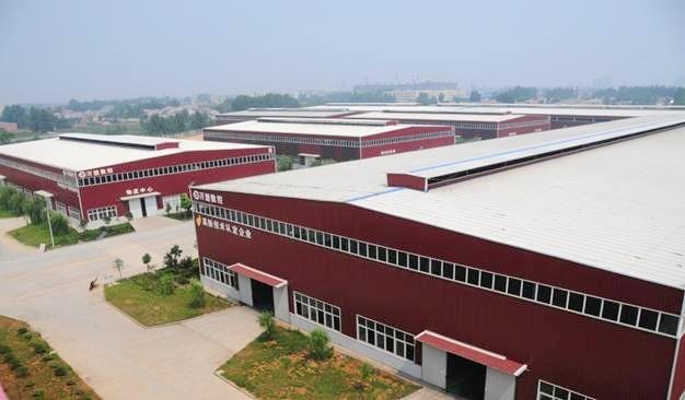 许昌钢结构厂房
