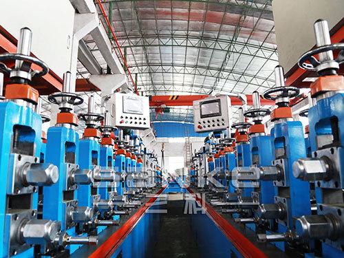 不锈钢制管机厂家