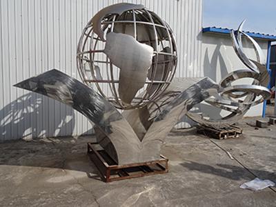 河北不锈钢雕塑厂家直销 不锈钢雕塑专业厂家