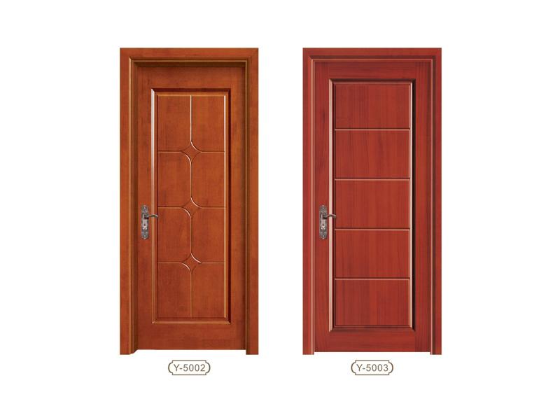 哪里有高品质平雕门系列出售|原木门定做