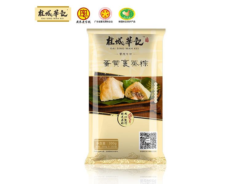 肇庆实惠的蛋黄裹蒸粽批发-品牌粽子图片