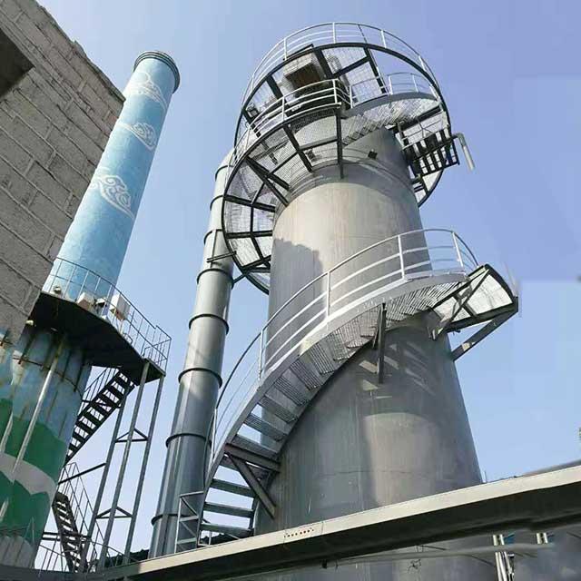 湿式静电除尘器结构特点