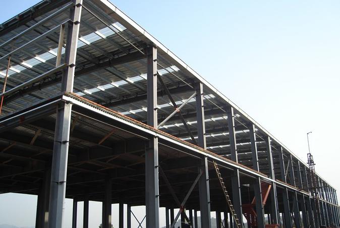 平顶山钢结构设计安装