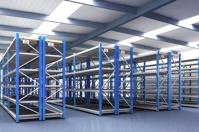 北京重型仓储货架变动的注意事项