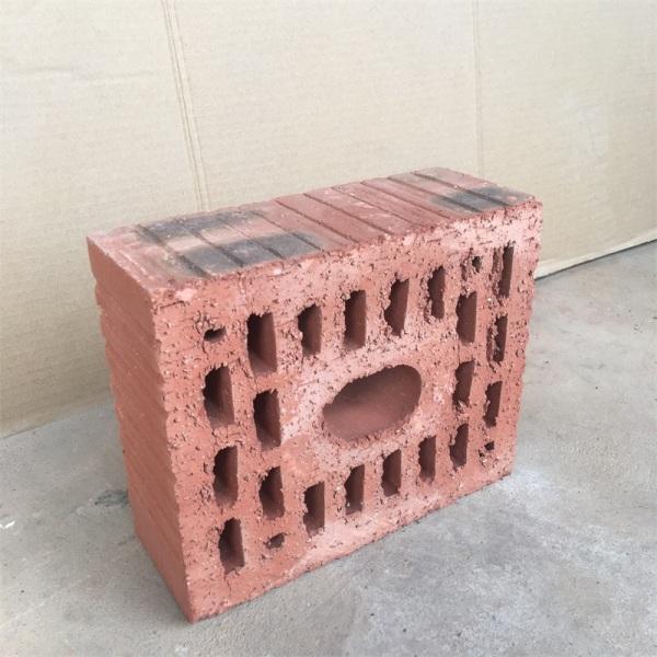 多孔烧结砖厂