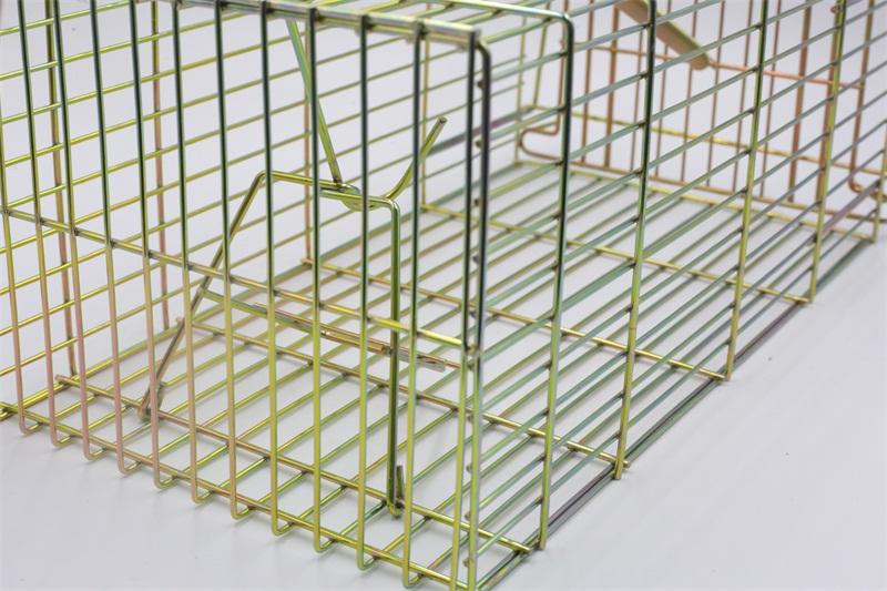 廣東滅鼠工具 價位合理的大號捕獵籠,捷銳鐵線制品傾力推薦