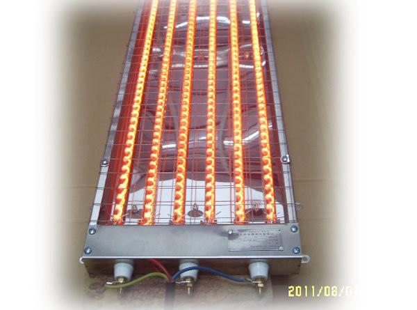 红外线管道加热器使用需注意什么