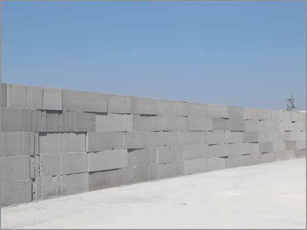 蒸压加气混凝土板禁止使用的范围