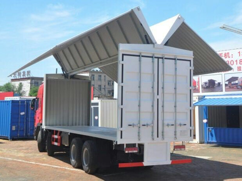 质量优的飞翼集装箱在哪可以买到,专业的飞翼集装箱