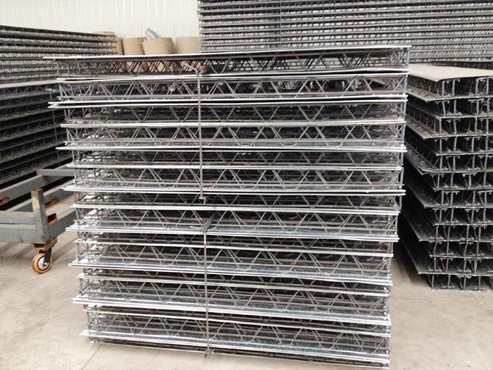 宁夏钢筋桁架楼承板