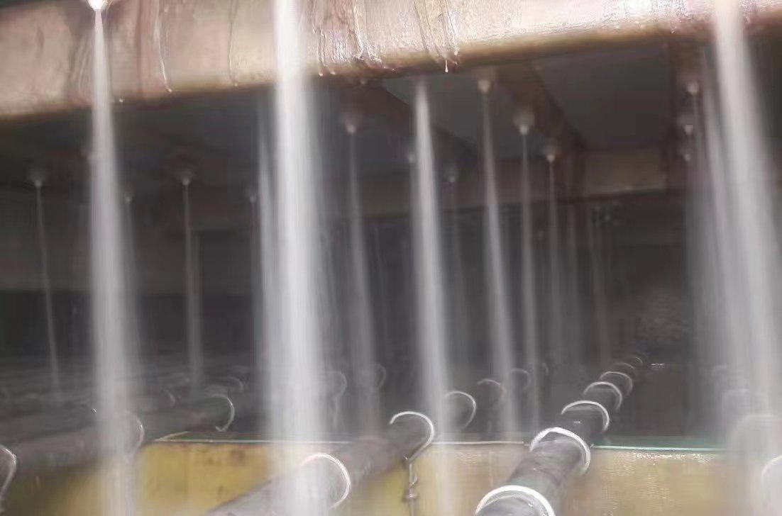 湿式净电除尘器