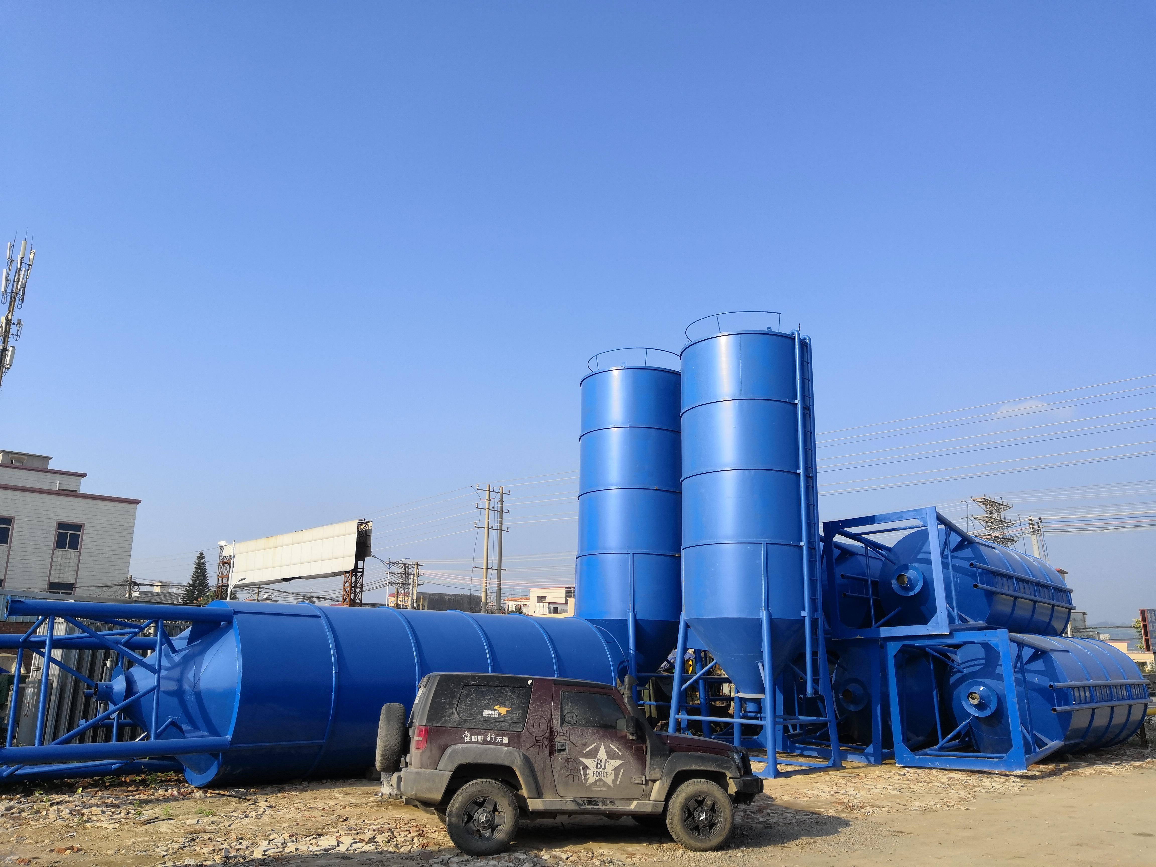 水泥罐生产厂家
