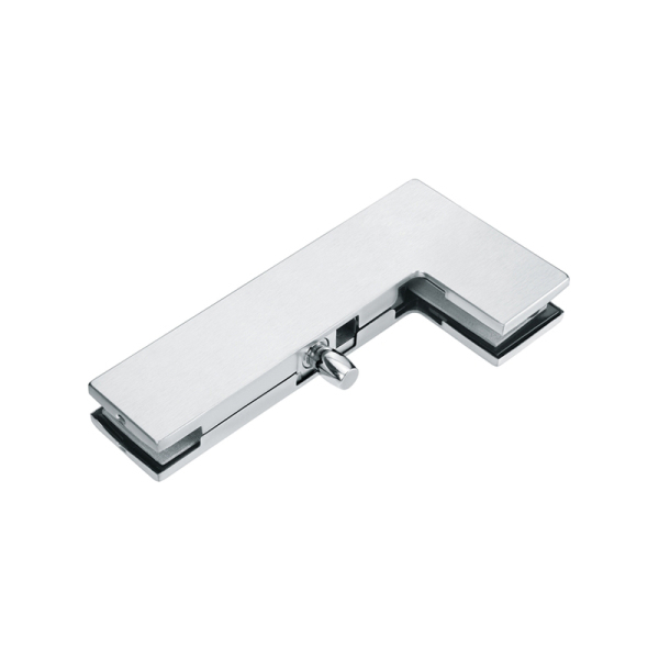 B203A4 Glass Door Patch Fitting