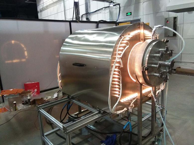 HWMK-128kW 红外辐射加热器